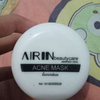 Airin Beauty Face Mask For Acne