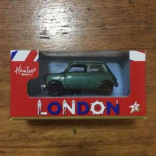 Mini Cooper Union Jack Design by Hamley's London