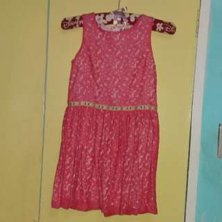Bella Belle Lace Dress