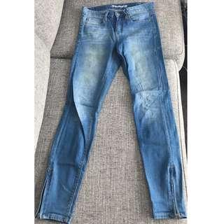Light Blue Size 6 Jeans