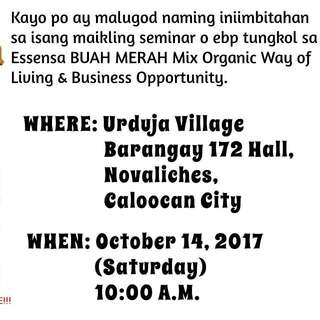 FREE Event Re Organic Way Of Livin