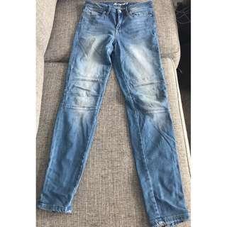 Size 6 Light Blue Jeans