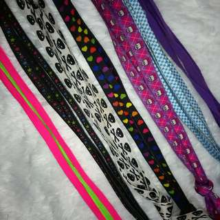 Assorted Shoe Lace