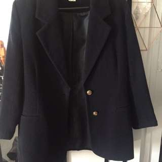Katie's Oversized blazer