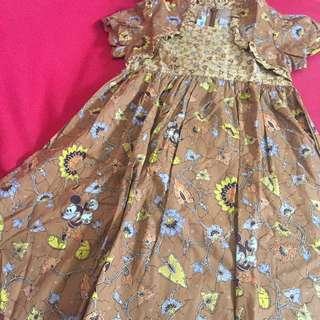 Disney Batik Dress
