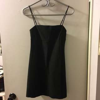 Urban Outfitters Black Dress - SIZE S