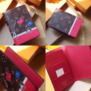 LV Christmas Edition Passport Cover