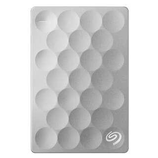 Seagate® Backup Plus Ultra Slim- Platinum 1TB