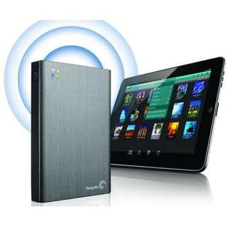 Seagate® Wireless Plus (1TB)