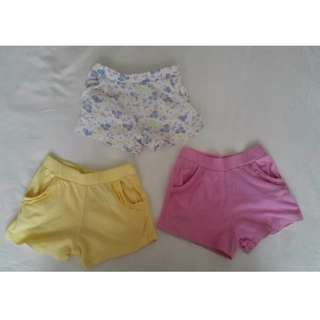 Mothercare Shorts (Set of 3)