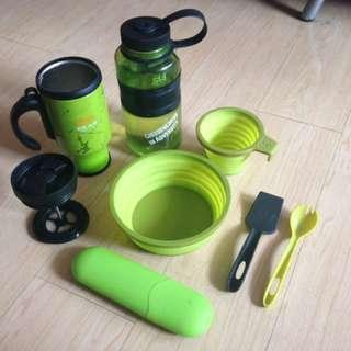 Bear Grylls (Orig) mess kit set