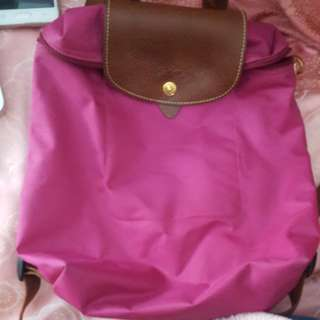 Fast Sale Authentic Longchamp Backpack