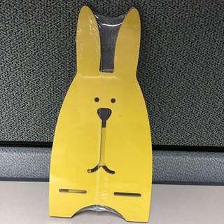 兔子手機座