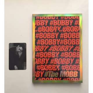 MOBB- THE MOBB (Debut mini album) [Bobby ver.]