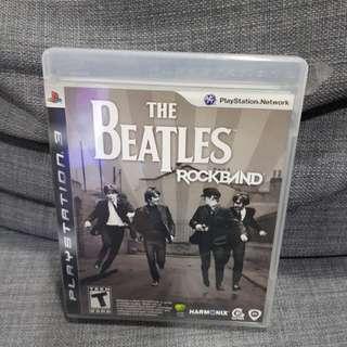 Rock Band Beatles playstation 3