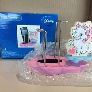 Disney 貓貓電話座 信座