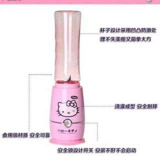 Hello Kitty Juice Blender