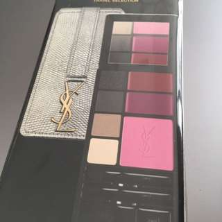 Ysl silver edition makeup palette