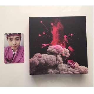 NCT 127 Cherry Bomb album