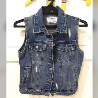 PULL&BEAR Jeans Vest