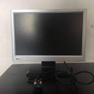"BenQ 17"" Wide Screen LCD Monitor ET0004L"