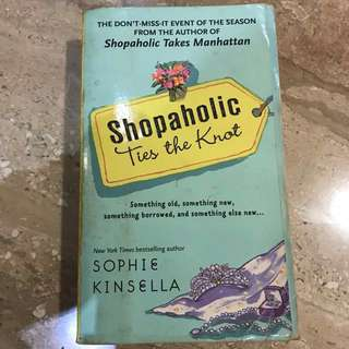 🌈Shopaholic Ties The Knot By Sophie Kinsella