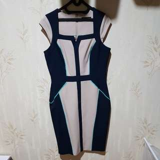DOROTHY PERKINS ORI dress size 14