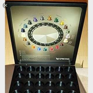 Nespresso Discovery Capsule Box