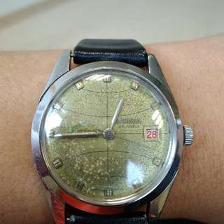 Vintage Garuda Swiss Watch