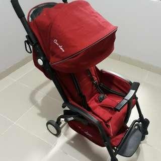 Stroller Cocolatte N70 - Red