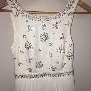 Sequins Mullet Dress