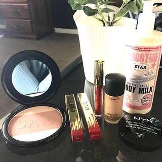 Make-up for sale