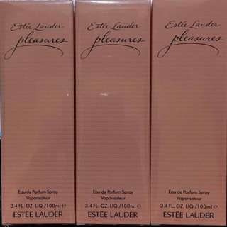 Estee Lauder Pleasures - Auhtnetic from US (not tester)