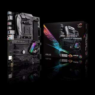 Asus ROG STRIX B350-F GAMING (AMD® B350 Chipset)