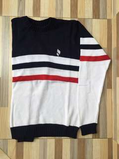 Sweater O-Neck Black