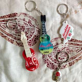 Keychain/Souvenir Bundle #2 (Take all for P60)