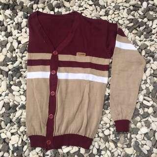 Sweater Cardigan Cream
