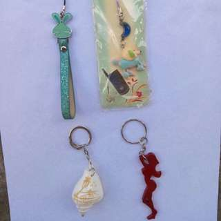 Keychain/Souvenir Bundle #3 (Take all for P100)