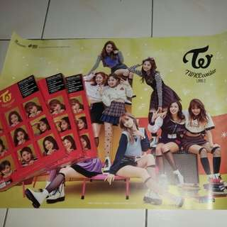 [ALBUM ONLY] TWICE Twicecoaster Lane 2 Thailand Edition without photocard / file