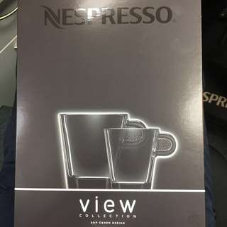 Nepresso View collection for sale!