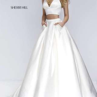 Sherri Hill Two-Piece