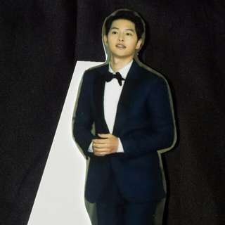 Song Joong Ki mini standee