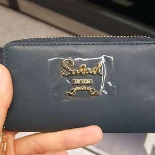 Salad Key Chain leather bag