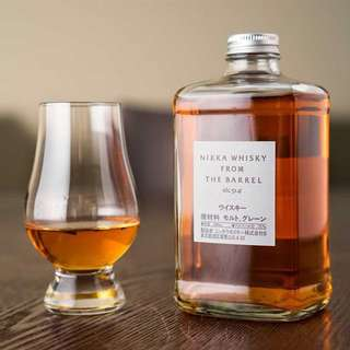 Nikka Whisky from the Barrel 日本 威士忌