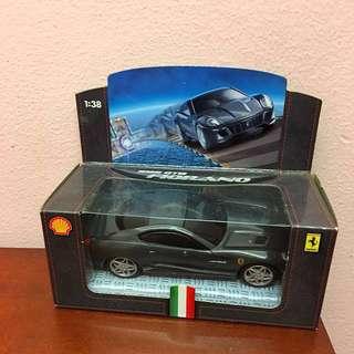 ‼️Repriced Shell 599 GTB Fiorano Black Ferrari