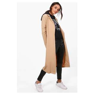 Boohoo Duster Coat