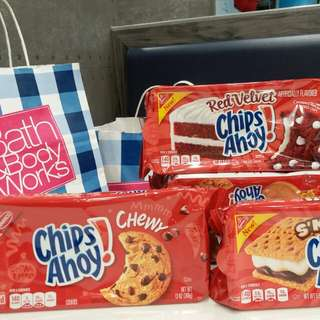 Chips Ahoy Chewy Cookies