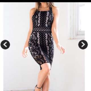 Brand new Showpo dress size 8