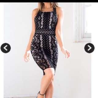 Brand new Showpo dress size 8