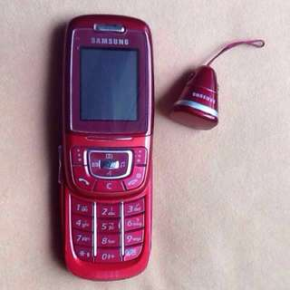 Limited Edition Samsung Phone